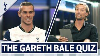 THE GARETH BALE QUIZ! | Peter Crouch tests Gareth Bale on his first spell at Tottenham Hotspur!