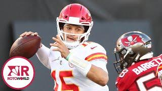 NFL betting preview for Bucs vs. Chiefs in Super Bowl LV | Rotoworld