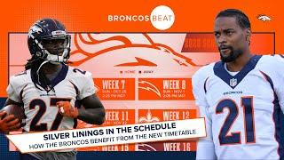 How the Broncos benefit from the revised 2020 schedule | Broncos Beat