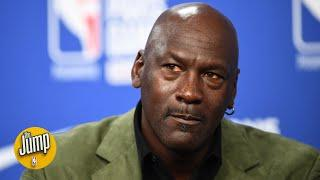 The Jump reacts to Michael Jordan's comments about the Twitter era