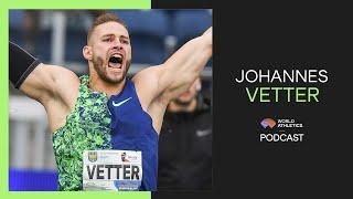 World Athletics Podcast   Vetter
