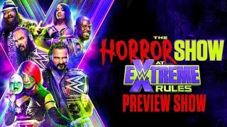 The Horror Show At Extreme Rules Preview Show | WWE Aftermath LIVE