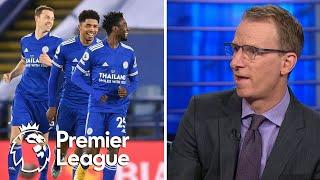 Reactions, analysis after Leicester City take down Chelsea | Premier League | NBC Sports