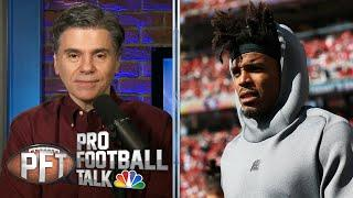 Why Cam Newton remains unsigned | Pro Football Talk | NBC Sports