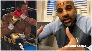 """YARDE HAS TO LEARN FROM THIS!"" DAVE COLDWELL REACTS TO YARDE-ARTHUR & TALKS LERRONE RICHARDS WIN"