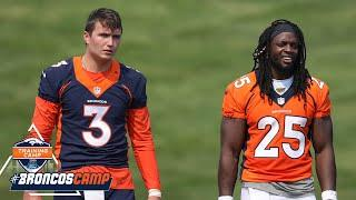 #BroncosCamp Daily Recap: Melvin Gordon impressed early by 'perfectionist' Drew Lock