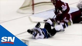 Alex Ovechkin's Magical Goal From His Back Named Greatest Goal Of The 21st Century
