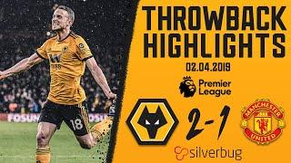 Jota strikes against the Red Devils! | Wolves 2-1 Manchester United | Throwback Highlights