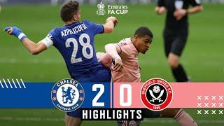Chelsea 2-0 Sheffield United   FA Cup highlights