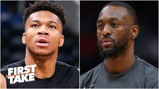 What should top the Bucks & Celtics' Christmas Wish Lists?   First Take