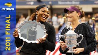 Sam Stosur vs Serena Williams Full Match | US Open 2011 Final