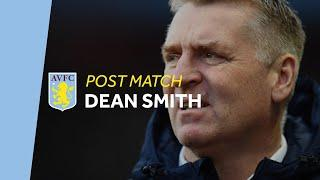 POST MATCH | Dean Smith reacts to Southampton defeat