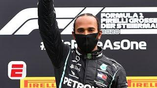 Lewis Hamilton wins the Styrian Grand Prix while Ferrari land a double race retirement | F1 2020
