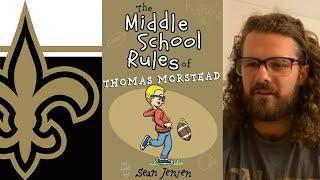 Thomas Morstead Talks New Children's Book | New Orleans Saints