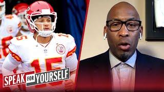 Mahomes' expectations for Chiefs is to go 20-0 next season — Bucky | NFL | SPEAK FOR YOURSELF