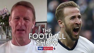Teddy Sheringham offers Harry Kane advice on a potential move away from Tottenham