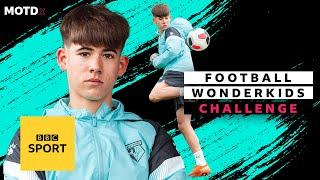 Finland's Tomas Galvez smashes our Euros challenge finale in style | MOTDx Wonderkids Challenge