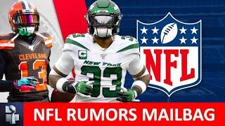 NFL Trade Rumors Mailbag: Anthony Harris + Jamal Adams BLOCKBUSTER Deal, Chris Jones, Odell Beckham?