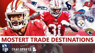 Raheem Mostert Trade Rumors: 6 NFL Teams Most Likely To Trade For The San Francisco 49ers RB In 2020