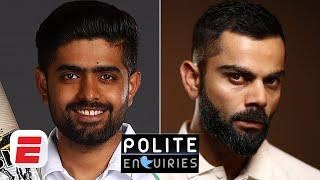 #PoliteEnquiries: Is Babar Azam better than Virat Kohli?! | Cricket