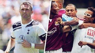 The day Robbie Keane punched Edgar Davids | Oh My Goal