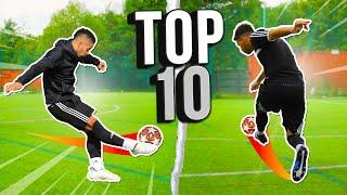 TOP 10 GOALS YOU WON'T BELIEVE  | F2FREESTYLERS | 2020