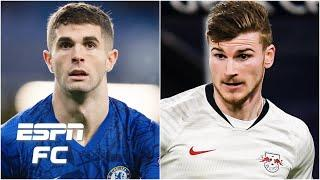 Christian Pulisic must SINK OR SWIM with Timo Werner's impending arrival - Herculez Gomez | ESPN FC
