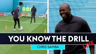 Jimmy Bullard scores AUDACIOUS chip over Chris Samba! | You Know The Drill Live