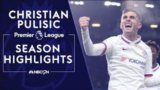 Christian Pulisic's top Premier League moments from the 2019-2020 season | NBC Sports