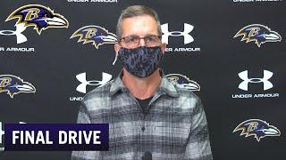 Biggest Takeaways From John Harbaugh's Press Conference   Ravens Final Drive