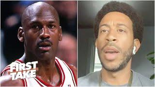 Ludacris 'floored' by Horace Grant's comments about Michael Jordan | First Take