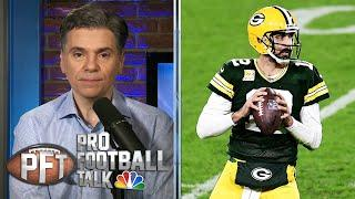 Aaron Rodgers, Packers continue hot start with MNF win over Falcons | Pro Football Talk | NBC Sports