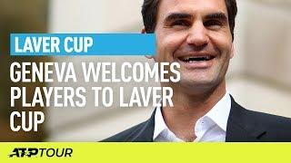 Welcome To City | Laver Cup | ATP