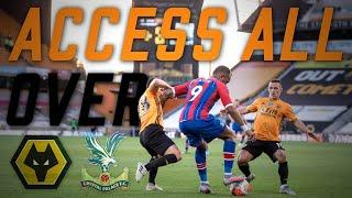CRYSTAL PALACE VISIT MOLINEUX STADIUM | Access All Over
