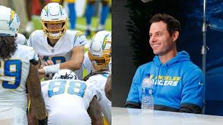 """Brandon Staley's First Interview as Chargers Head Coach, """"This opportunity represents possibility"""""""