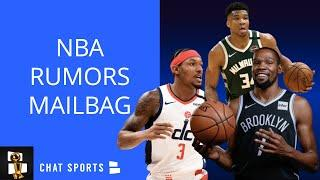 NBA Rumors Mailbag On The NBA Bubble, NBA Trade Rumors, Nets Competing In 2021 + A Giannis Trade?