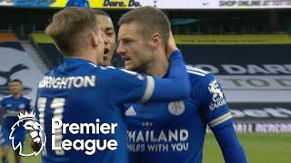 Jamie Vardy penalty grabs Leicester City lead against Tottenham | Premier League | NBC Sports