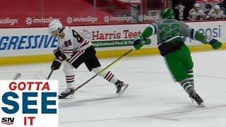 GOTTA SEE IT: Patrick Kane Beats James Reimer With Ridiculous Spin-O-Rama Goal