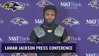 Lamar Jackson: We've Still Got Cincinnati in Our Way | Baltimore Ravens
