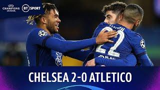 Chelsea vs Atletico Madrid (2-0) | Tuchel's Men Go Marching On | Champions League Highlights