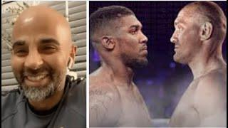 'OH S**T, IT'S CLOSE'! - DAVE COLDWELL HONEST ON AJ-FURY TALKS, WHYTE-POVETKIN, EUBANK / KHAN-BROOK