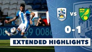 ️ EXTENDED HIGHLIGHTS | Huddersfield Town 0-1 Norwich City