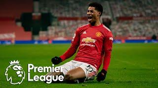 Manchester United sink Wolves late, move up to second | Premier League Update | NBC Sports