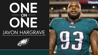 Javon Hargrave Ready for the Challenge of Facing Packers Offense   Eagles One-On-One