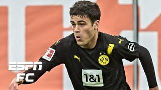 Borussia Dortmund will not be Gio Reyna's last big club – Steve Cherundolo | ESPN FC