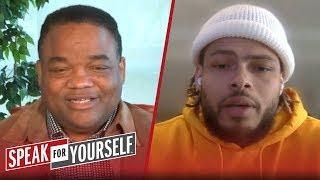 Tyrann Mathieu on winning Super Bowl, ditching Honey Badger name, Mahomes | NFL | SPEAK FOR YOURSELF