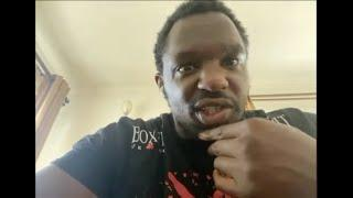 'I AM NO F****** COWARD' - DILLIAN WHYTE GOES IN ON FURY-WILDER COLLAPSE, POVETKIN, AJ, USYK-CHISORA