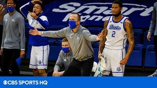 March Madness Update: Drake coach makes case for Bulldogs to make NCAA Tournament | CBS Sports HQ