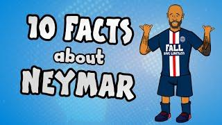 10 facts about Neymar you NEED to know!  Onefootball x 442oons