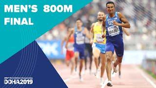 Men's 800m Final | World Athletics Championships Doha 2019